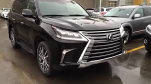 lexus lx 570 update 2016 lexus lx 570 review car and driver youtube