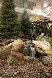 Aquascape Pondless Waterfall Kit Aquascape Pondless Waterfall And Mushroom Water Feature At Chicago