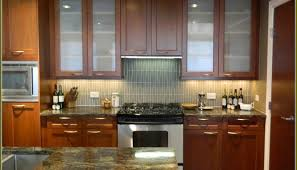 Kitchen Cabinet With Glass Kitchen Awesome Brilliant Distinctive Cabinets With Glass Front