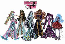 Monster High Halloween Pictures by Hayden Williams Fashion Illustrations Monster High By Hayden Williams
