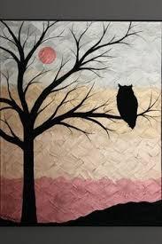 acrylic paintings on canvas trees acrylic flowering tree