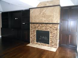 Travertine Fireplace Hearth - tiled fireplace hearth for solid fuel tile ideas slate designs