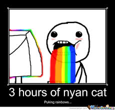 Nyan Cat Meme - nyan cat by xxbellexx meme center