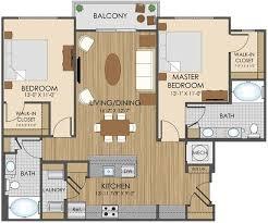 Luxury Apartment Floor Plans 100 Apartment Plan Garage Apartment Plan 30032 Total Living