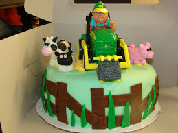tractor cakes u2013 decoration ideas little birthday cakes