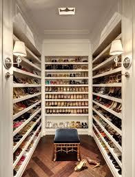 armadi per scarpe le cabine armadio pi禮 grandi e mondo