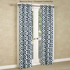 blackout curtains and thermal curtain panels touch of class trellis grommet curtain pair