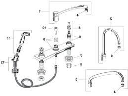 repairing moen kitchen faucets moen kitchen faucet leaking bloomingcactus me