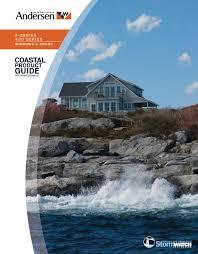 andersen 400 u0026 a series coastal product guide 2017 by meek u0027s
