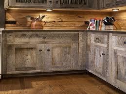 Reclaimed Barn Wood Kitchen Cabinets Barnwood Kitchen Cabinets For Sale Kitchen Design Ideas