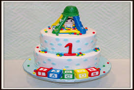 birthday cake ideas for 1 year old boys 3