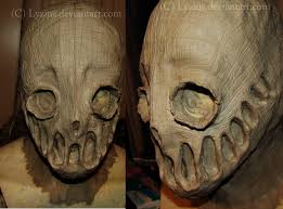 scarecrow mask scarecrow mask wip by placebofx on deviantart