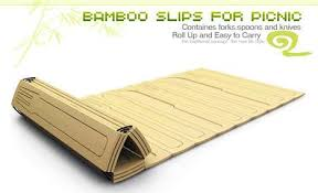 disposable cutlery disposable cutlery the bamboo slips for picnic are a great