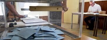 assesseurs bureau de vote législatives faute d assesseurs des bureaux de vote ont ouvert en