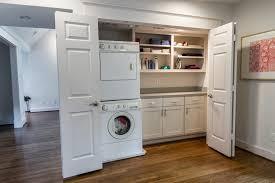 tel aviv laundry closet doors entry rustic with curtain