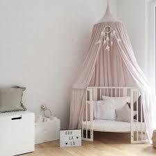 baldacchino lettino baldacchino tendina lettino di design scandinavo per bambini in