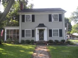 outdoor house paint color combinations with