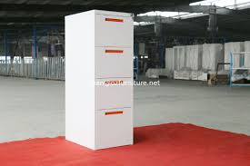 Vertical 4 Drawer File Cabinet by Filing Cabinet Steel Material 4 Drawer Powder Coating Kd Structure