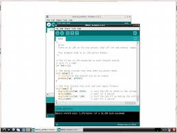 programming the arduino fro the raspberry pi