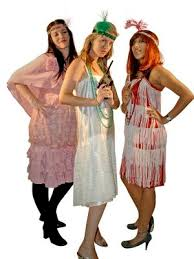 1940s Halloween Costume Buy 1920s Gangster Flapper Dress Groupies Costumes Costume
