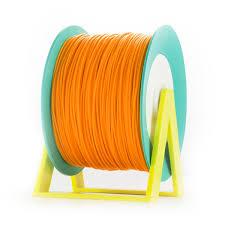 pla filament 3d filament color orange eumakers