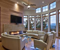20 cool curved couches in the living room home design lover