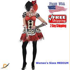 Chip Costume Ebay Womens Clown Costume Ebay