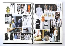 entomology fashion sketchbook