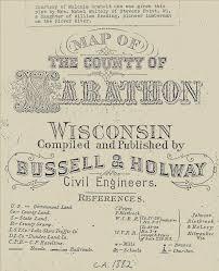 Brighton Colorado Map by Marathon County Wisconsin Maps Index