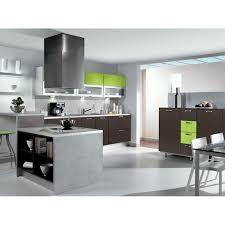 cuisine wengé cuisine wengé et verte anis sur mesure concept cuisine près rouen 76