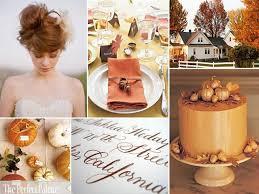 wedding cake harvest harvest orange latte gold white the