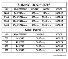 sliding door width average exterior door dimensions front door width part standard sliding door size average