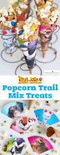 Thanksgiving Trail Mix Popcorn Trail Mix Cones The Nut Job 2 Movie Treats