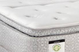 captiva plush pillowtop queen mattress