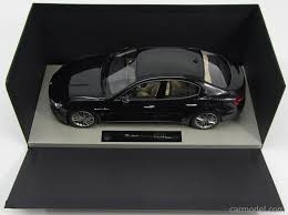 maserati black 4 door topmarques top008e scale 1 18 maserati ghibli 4 door 2013 silk