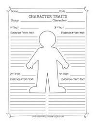 collecting evidence of character traits character trait