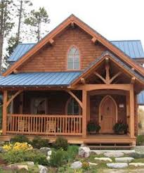 Timber Frame Cottage by A House With No Nails Building A Timber Frame Home Google