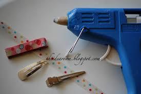 hair clip types crochet flower hair the idea room