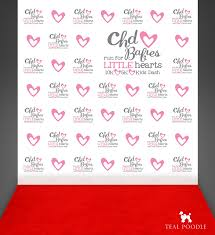 personalized photo backdrop corporate event backdrop step and repeat photo booth backdrop