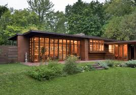 praire style homes house plans frank lloyd wright plans usonian house plans