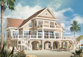 coastal style house plans plan 5 768