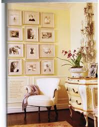 country home wall decor decorating yellow french country decor with family wall pictures