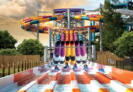Comfort Inn Six Flags Six Flags White Water Park Adds Wahoo Racer Slide Theme Parks
