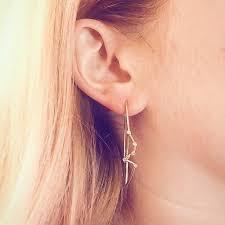constellation earrings virgo constellation earrings v e