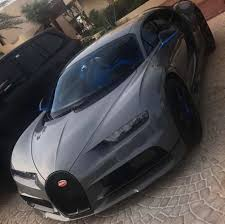 yellow bugatti chiron bugatti chiron painted in dark gray w light blue accents and