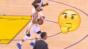 Steph curry trolled by trail blazers after ridiculous traveling no