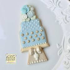 435 best wedding cake cookies images on pinterest decorated