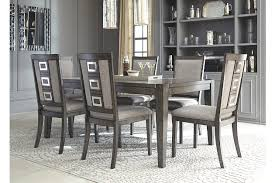 chadoni dining room table ashley furniture homestore