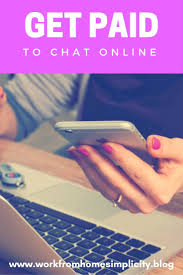 non phone work chat online jobs melecia at home resource for