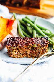 lentil loaf thyme for health